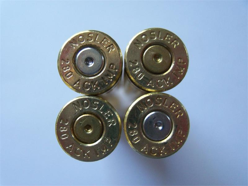 Nosler 280 Ackley Improved http://www.oncefiredbrass.com/federal280remf-c.aspx